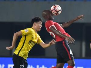 图集2017:辽宁沈阳开新0-3广州恒大淘宝